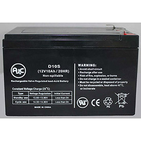 AJC® Brand Replacement UPS Batteries for APC Black Knight Pro 7 Amps