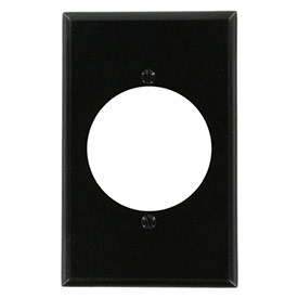 Leviton Single Receptacle Wall Plates