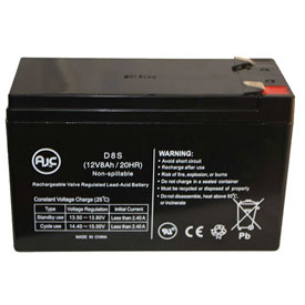 AJC® Brand Replacement UPS Batteries For Para Systems - Minuteman 8 Amps