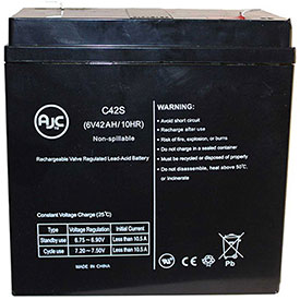 AJC® Brand Replacement Lead Acid Batteries For Chloride