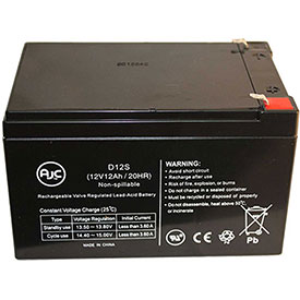 AJC® Brand Replacement Lead Acid Batteries For Coopower