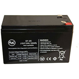 AJC® Brand Replacement Lead Acid Batteries For Power