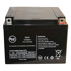 AJC® Brand Replacement Lead Acid Batteries For Power Var
