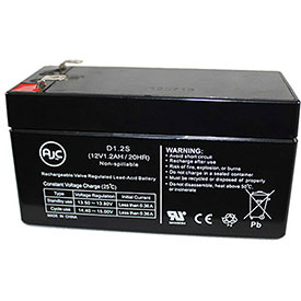 AJC® Brand Replacement Lead Acid Batteries For SBS