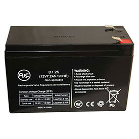 AJC® Brand Replacement Lead Acid Batteries For Unison