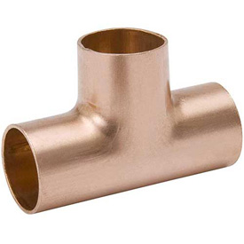 Wrot Copper Tee Fittings